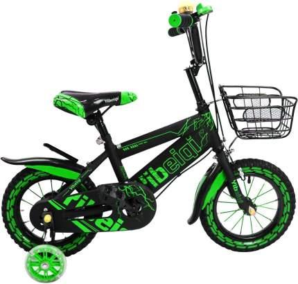 Детский велосипед Yibeigi V-14 зеленый