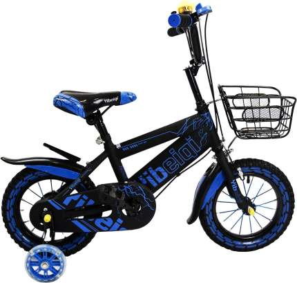 Детский велосипед Yibeigi V-14 синий
