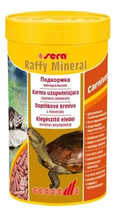Корм для рептилий SERA Raffy Mineral, 250мл