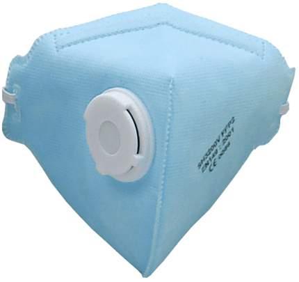 Респиратор фильтрующий Spirotek SH3200V FFP2 NR с клапаном (1 шт.)