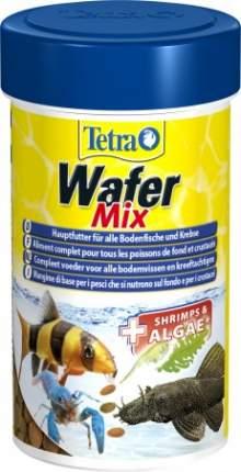 Корм для донных рыб Tetra Wafer Mix, чипсы, 100 мл