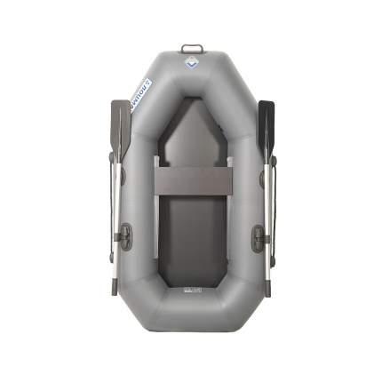 Лодка гребная Лоцман Стандарт 220 (серый, 220 )