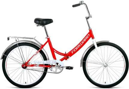 """Велосипед Forward Valencia 24'' 1.0 2021 16"""" красный"""