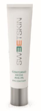 Гель-контур Sweet Skin System для глаз разглаживающий Contorno Occhi AHA 4%, 30 мл