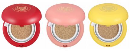 Кушон Chupa Chups Candy Glow Cushion SPF50+ PA++++ 3 Fair 14 г