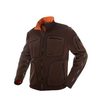 Куртка для рыбалки SHAMAN Elite, 46 RU, 48 RU/176, коричневый