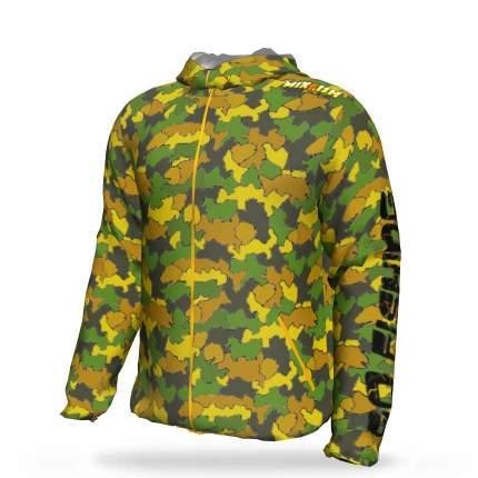 Куртка для рыбалки MIXFISH Fish Foliage, XL INT/170-188, листва