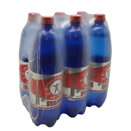 Вода Stelmas  минеральная природная питьевая лечебно-столовая газированная 1л*6