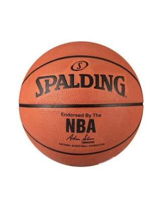 Баскетбольный мяч NBA Silver Series, размер 6 (83-015Z)