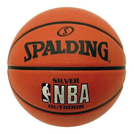 Баскетбольный мяч NBA Silver Series, размер 5 (83-014Z)