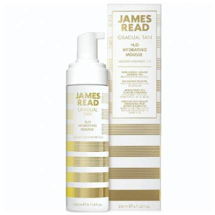 Аква-мусс для загара James Read H2O TAN MOUSSE 200 мл