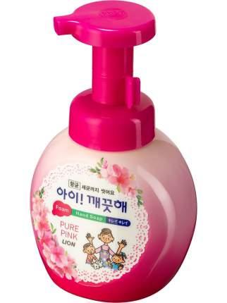 """Мыло пенное для рук """"Ai - Kekute. Цветочный букет"""" с антибактериальным эффектом, 250 мл"""