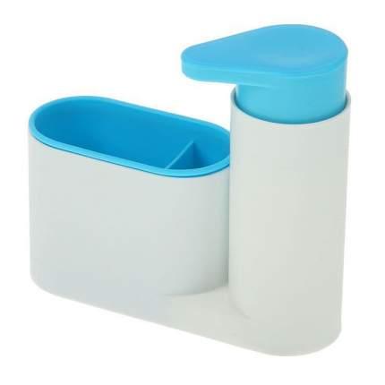 Органайзер для раковины SINK TIDY SEY, 2 предмета (Голубой )
