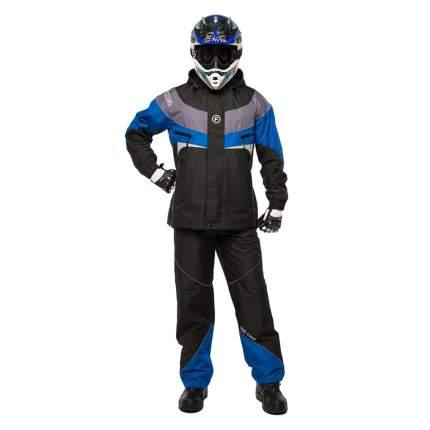 Спортивный костюм Ilian Fossa Fly-Mouse, синий, серый, черный