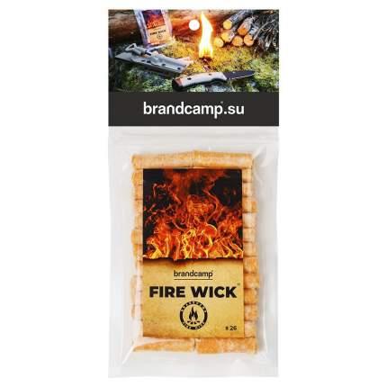 Средство для розжига Brandcamp Fire Wick Fire Wick