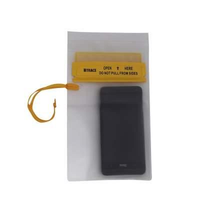 Гермопакет плоский ПВХ 12,7x18,4 см BTrace (Прозрачный) A0279
