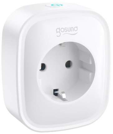 Умная розетка Gosund Smart SP1 (White)