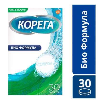 Таблетки для обработки зубных протезов Corega N30