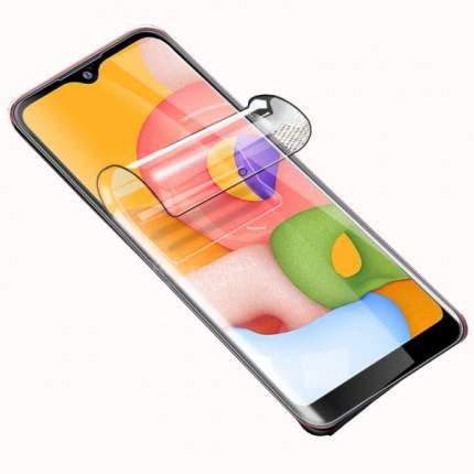 Гидрогелевая защитная плёнка Rock для Samsung Galaxy A01 (Прозрачная)