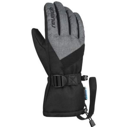 Перчатки Горнолыжные Reusch 2019-20 Outset R-Tex® Xt Black/Black Melange (Inch (Дюйм):10)