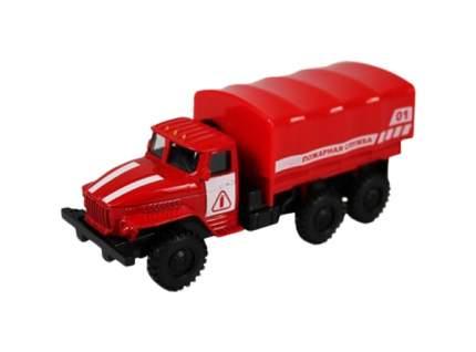 Машинка металлическая инерционная Игротрейд Пожарная служба Y22679002