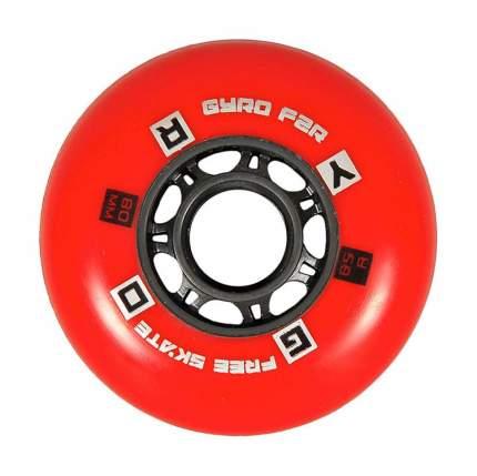 Колеса GYRO GFR F2R red 80mm/85A (1 шт)