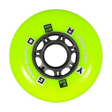 Колеса GYRO GFR F2R green 80mm/85A (1 шт)