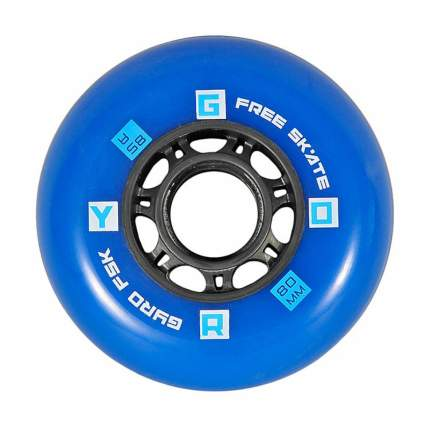 Колеса GYRO GFR F2R blue 80мм/85А (1 шт)