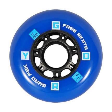Колеса GYRO GFR F2R blue 76мм/85А (1 шт)