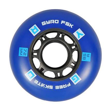 Колеса GYRO GFR F2R blue 72мм/85А (1 шт)