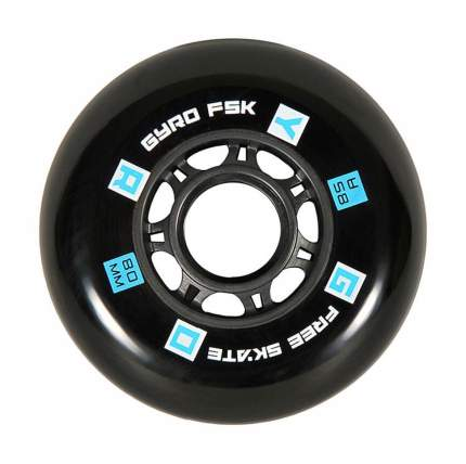 Колеса GYRO GFR F2R black 80mm/85A (1 шт)