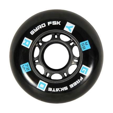 Колеса GYRO GFR F2R black 72mm/85A (1 шт)
