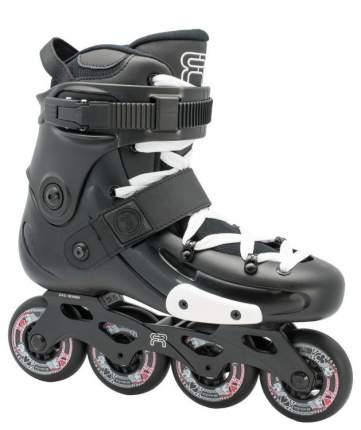 Роликовые коньки FR SKATES FRX 80 (black) 2021 г. (40)