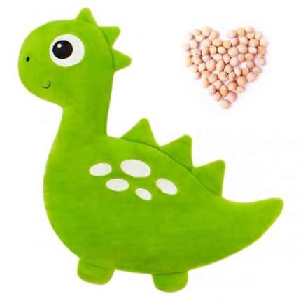Игрушка Доктор Мякиш Динозавр с вишневыми косточками Мякиши