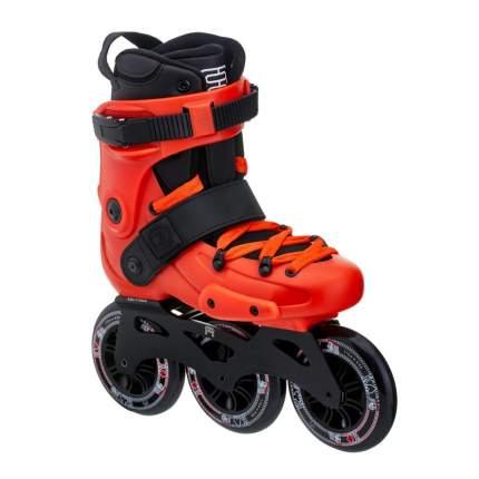 Роликовые коньки FR SKATES FRX 310 (orange) 2021 г. (43)