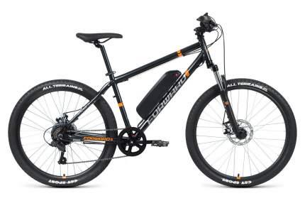 Forward Электровелосипед Cyclone 26 2.0 Disc 250W, 2021, ростовка 17, Серебристый