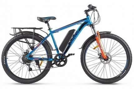 Eltreco Велосипед Электровелосипеды XT800 New, год 2021  , цвет Синий, Оранжевый