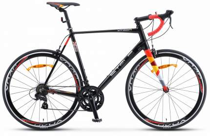 Stels Велосипед Шоссейные XT280 V010, год 2020  , ростовка 24, цвет Черный, Красный