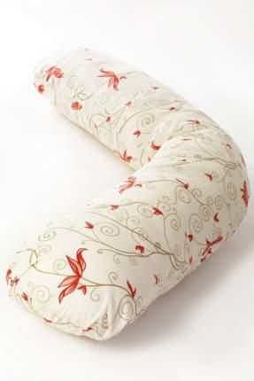 Подушка Mum's Era для беременных и кормящих мам Цветочный луг