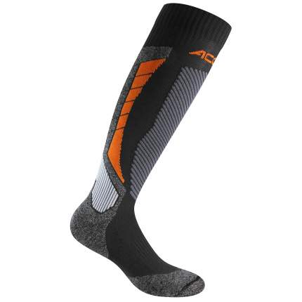 Гольфы Accapi Ski Nitro, black/orange, 37-39 EU