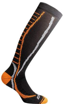Гольфы Accapi Ski Ergoracing, black/orange, 45-47 EU