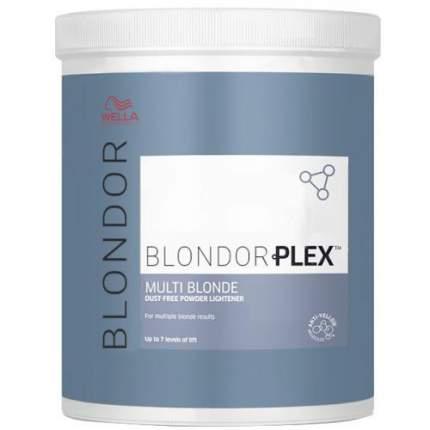 Обесцвечивающая пудра Wella Professionals BlondorPlex без образования пыли 800 г