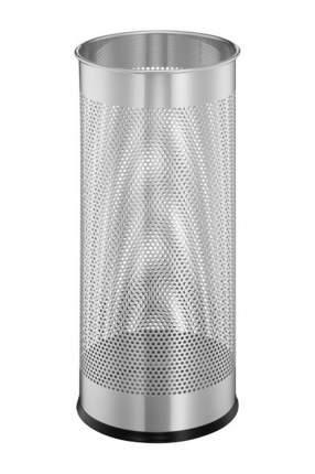 Подставка для зонтов, 28,5 литров, серебряная
