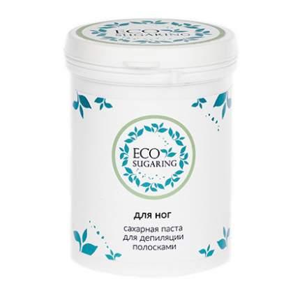 Паста для депиляции полосками ECO Sugaring для ног 330 г