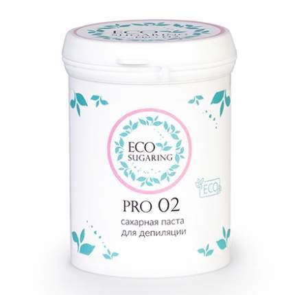 Сахарная паста ECO Sugaring Pro №02 330 г