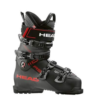 Горнолыжные ботинки Head Vector RS 110 2020, black/anthr-red, 29.5