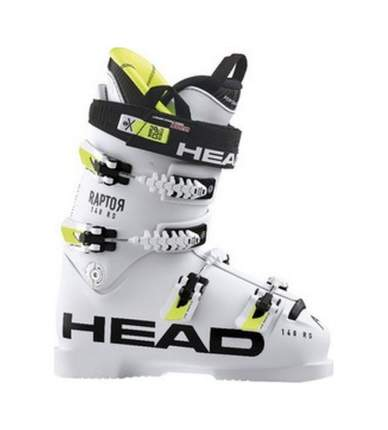 Горнолыжные ботинки Head Raptor 140S RS 2019, white, 25.5