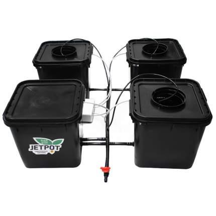 Гидропонная система JetPot Aqua DWC Trio