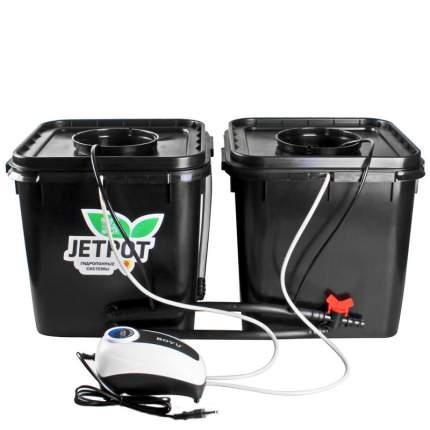 Гидропонная система JetPot Aqua DWC Duo