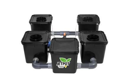 Гидропонная система JETPOT RDWC 4-2SQ PRO